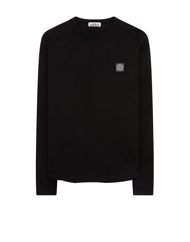 21112 Long Sleeve T-Shirt in Black