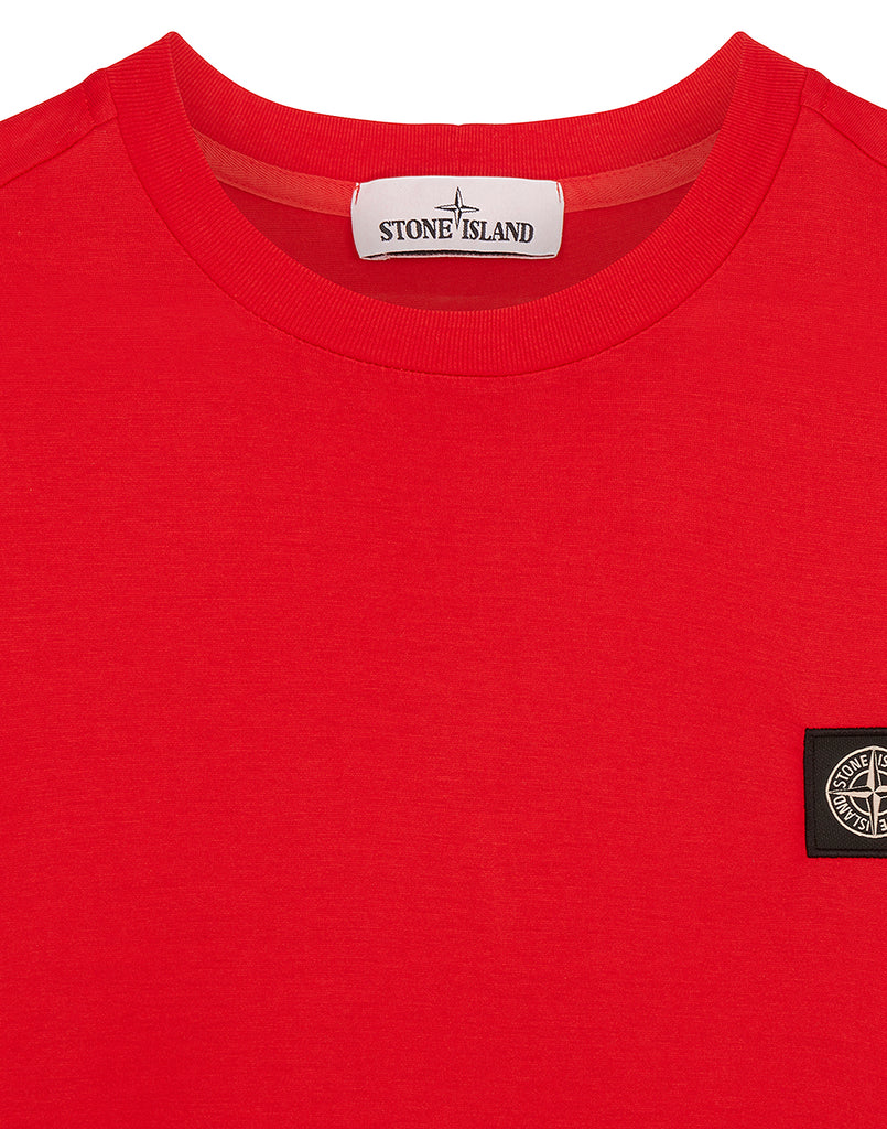 24113 Short Sleeve T-Shirt in Red
