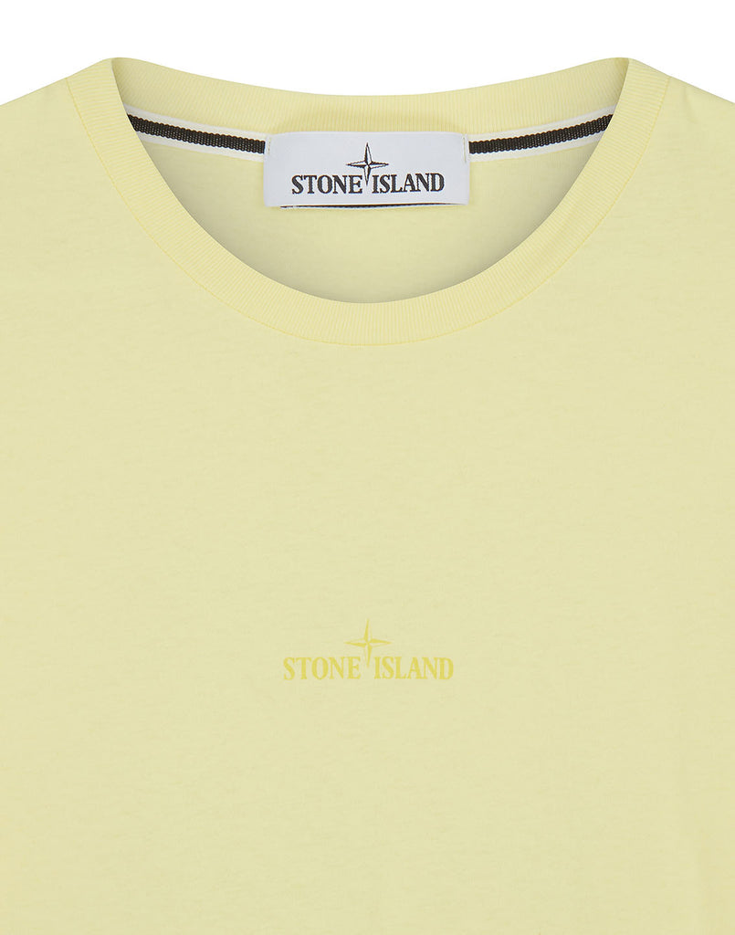 2NS89 GRAPHIC SEVEN T-Shirt in Yellow