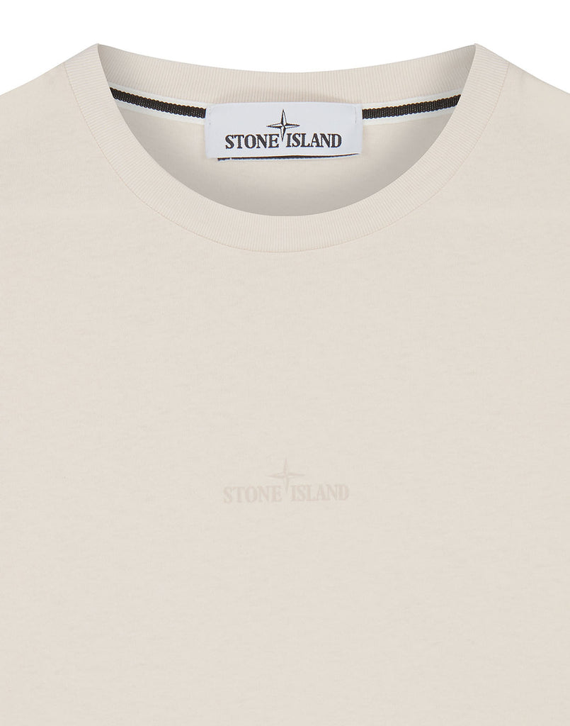 2NS89 GRAPHIC SEVEN T-Shirt in Beige