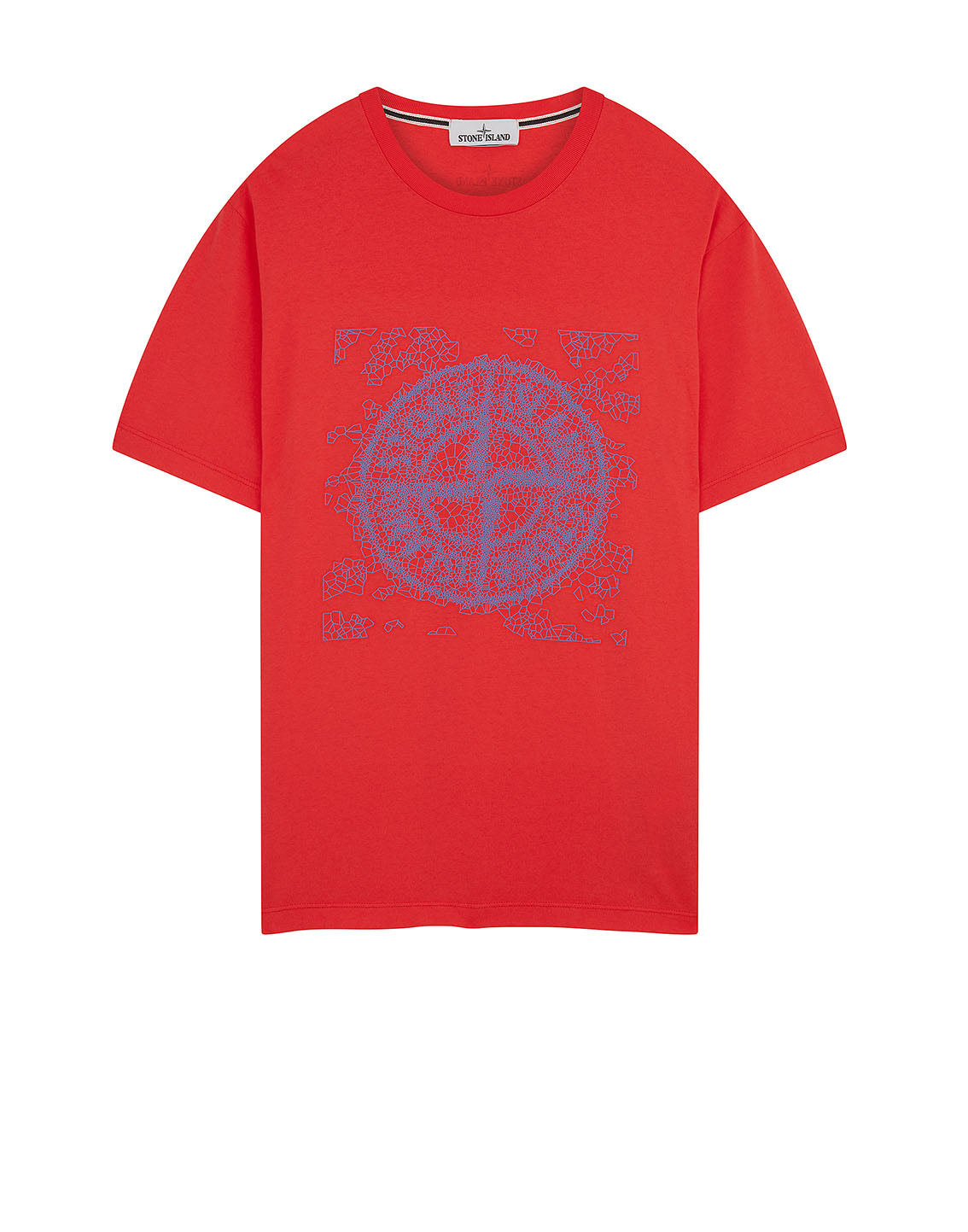 2NS84 GRAPHIC TWO T-Shirt in Orange