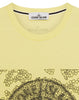 2NS84 GRAPHIC TWO T-Shirt in Yellow