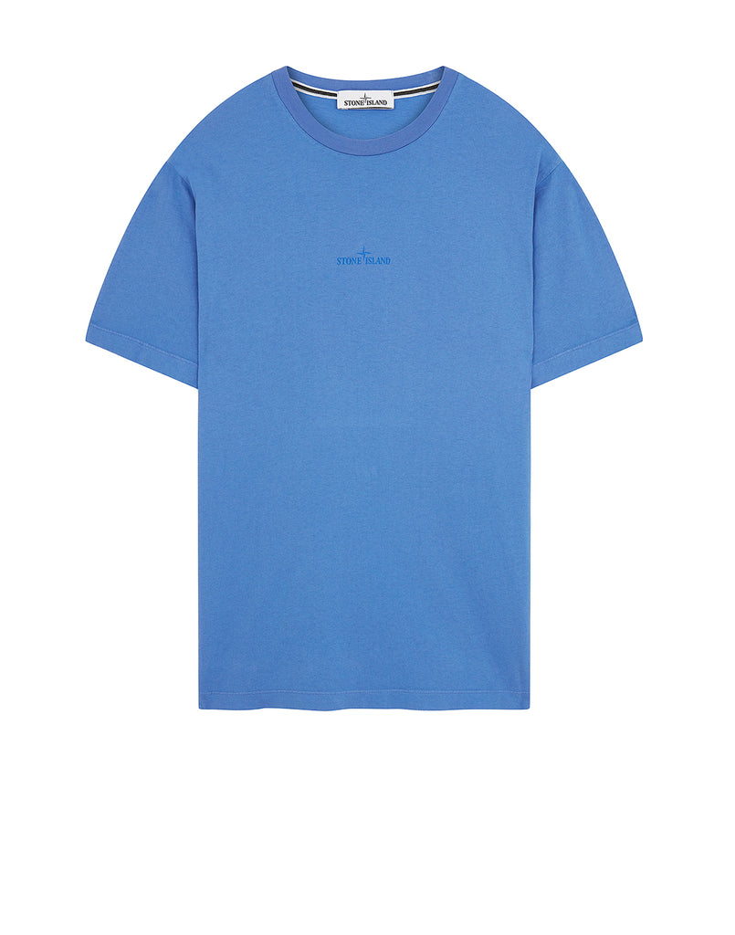2NS89 GRAPHIC SEVEN T-Shirt in Blue