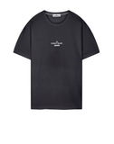 2Ns91 Short Sleeve T-Shirt in Black