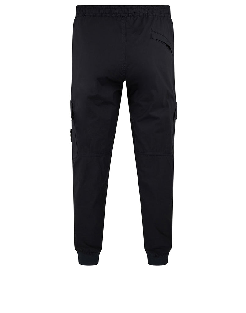 32203 Cargo Trousers in Navy Blue