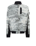 40412 BOMBER JACKET Jacket in Grey