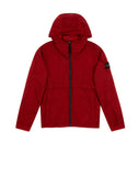 40632 Hooded Jacket in Red