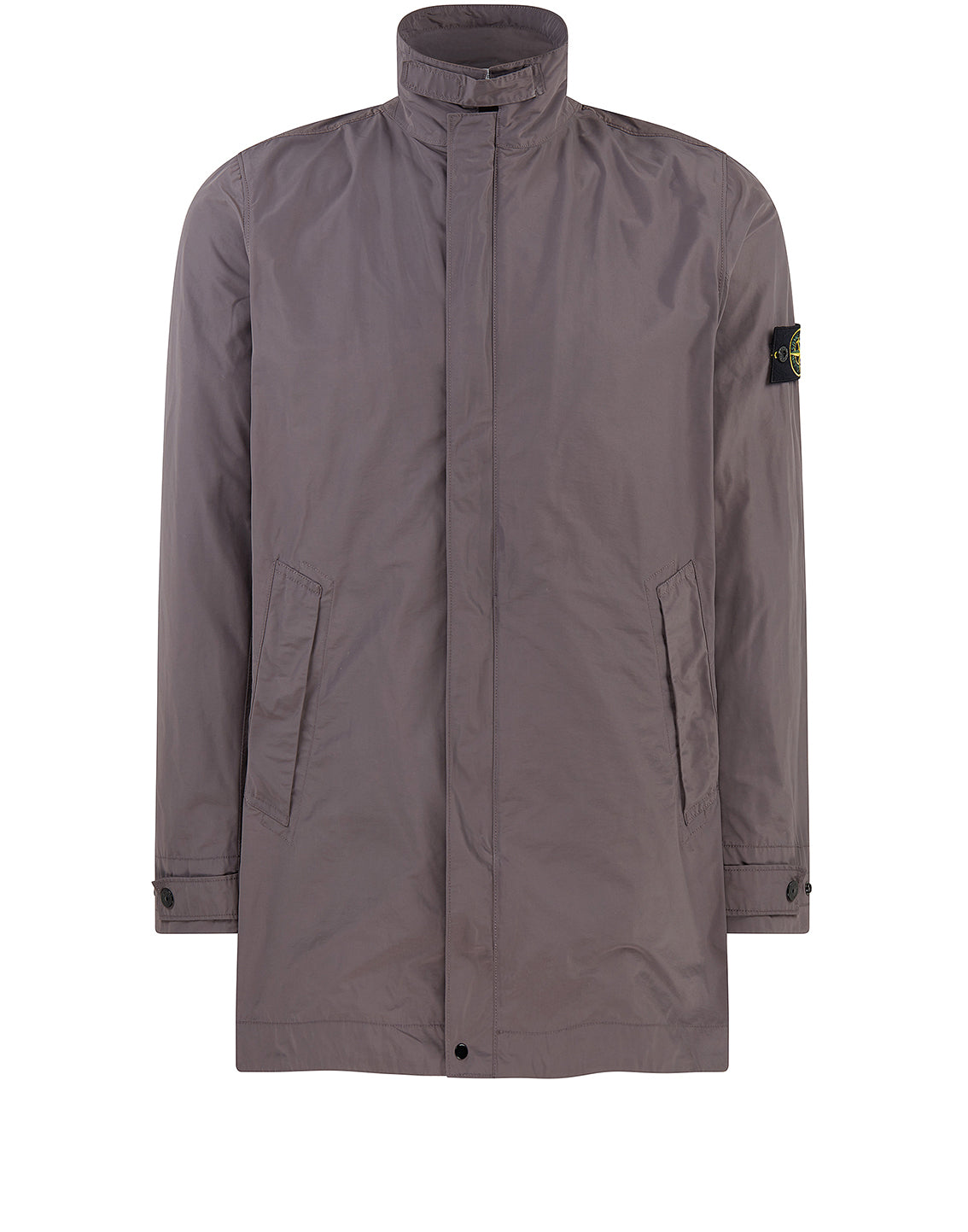 41222 MICRO REPS Jacket in Blue Grey