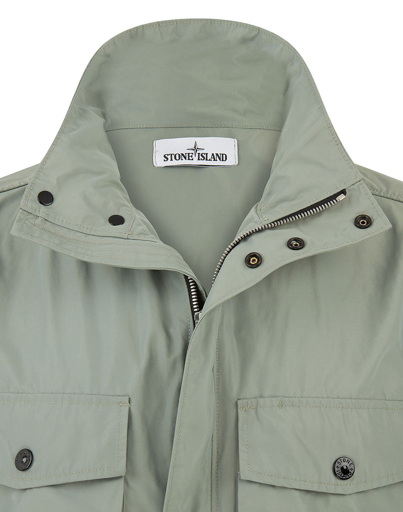 41322 MICRO REPS Jacket in Sage