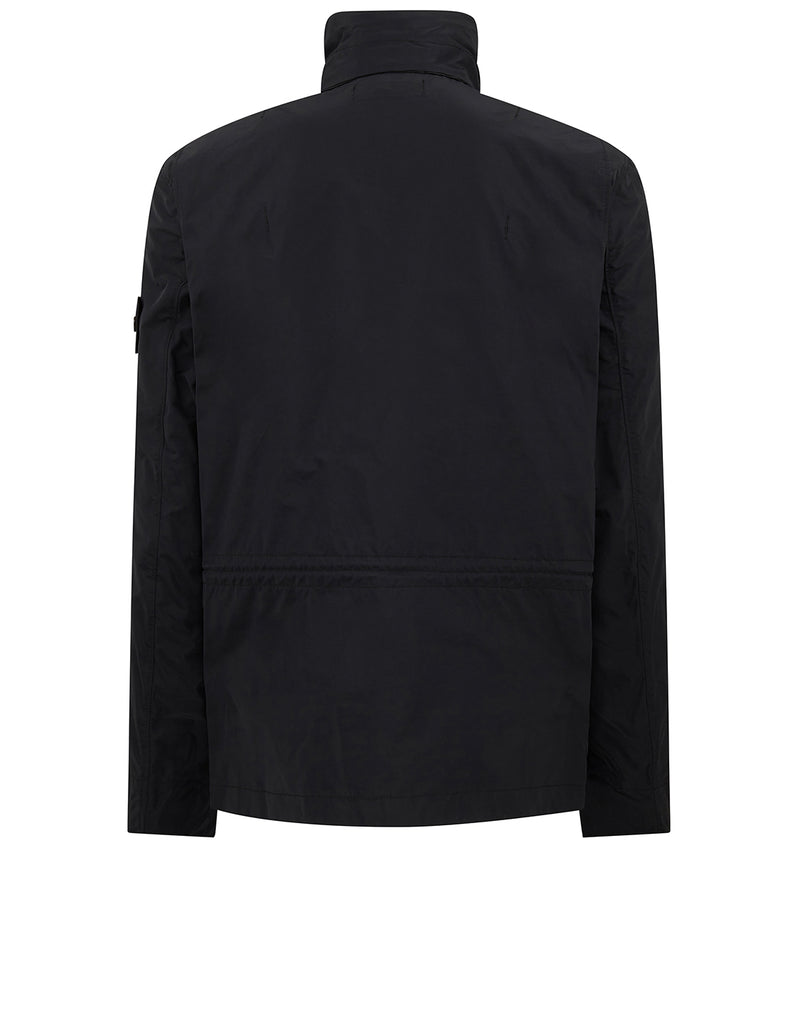 41322 MICRO REPS Jacket in Black