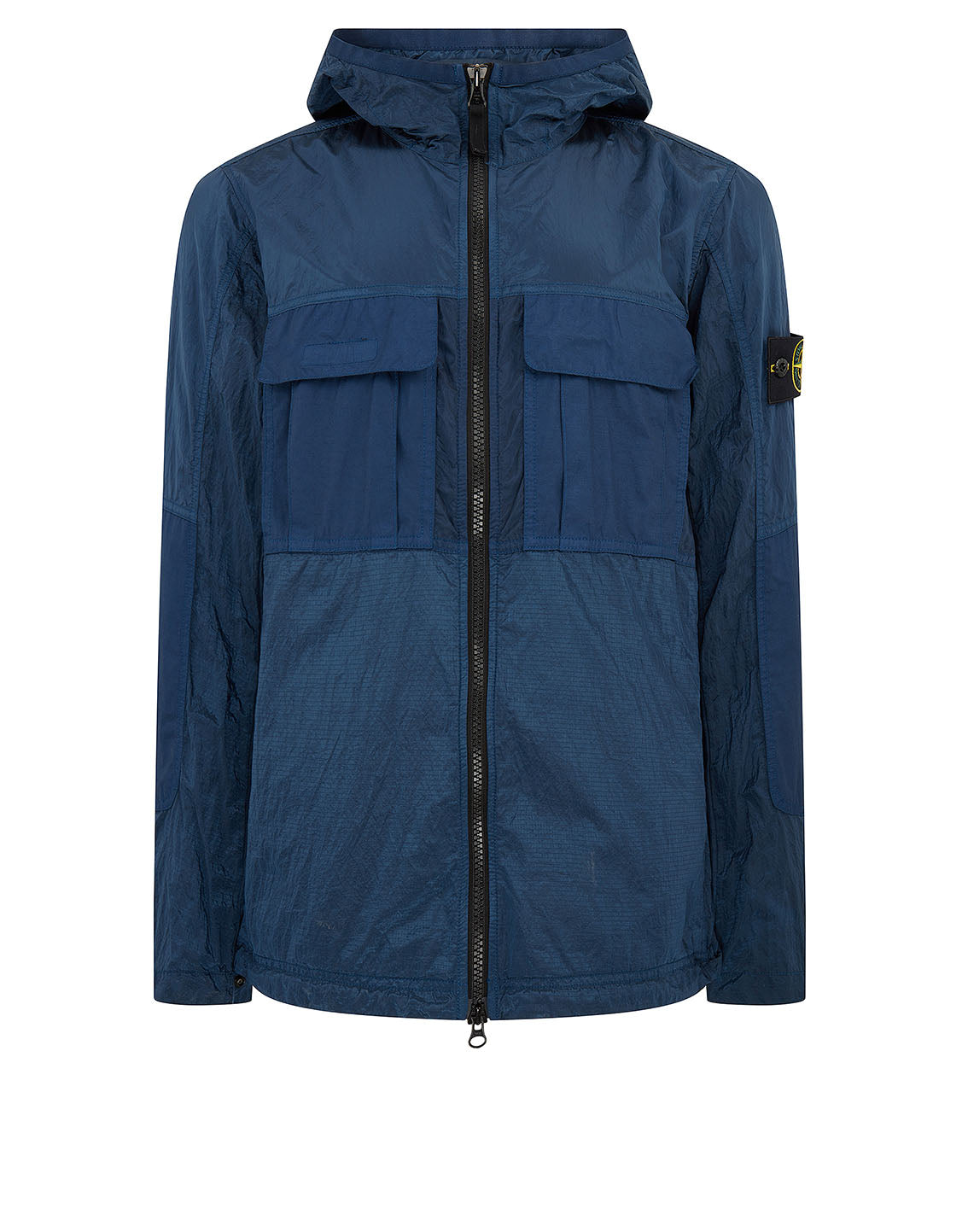 43632 NYLON METAL WATRO RIPSTOP Jacket in Blue Marine