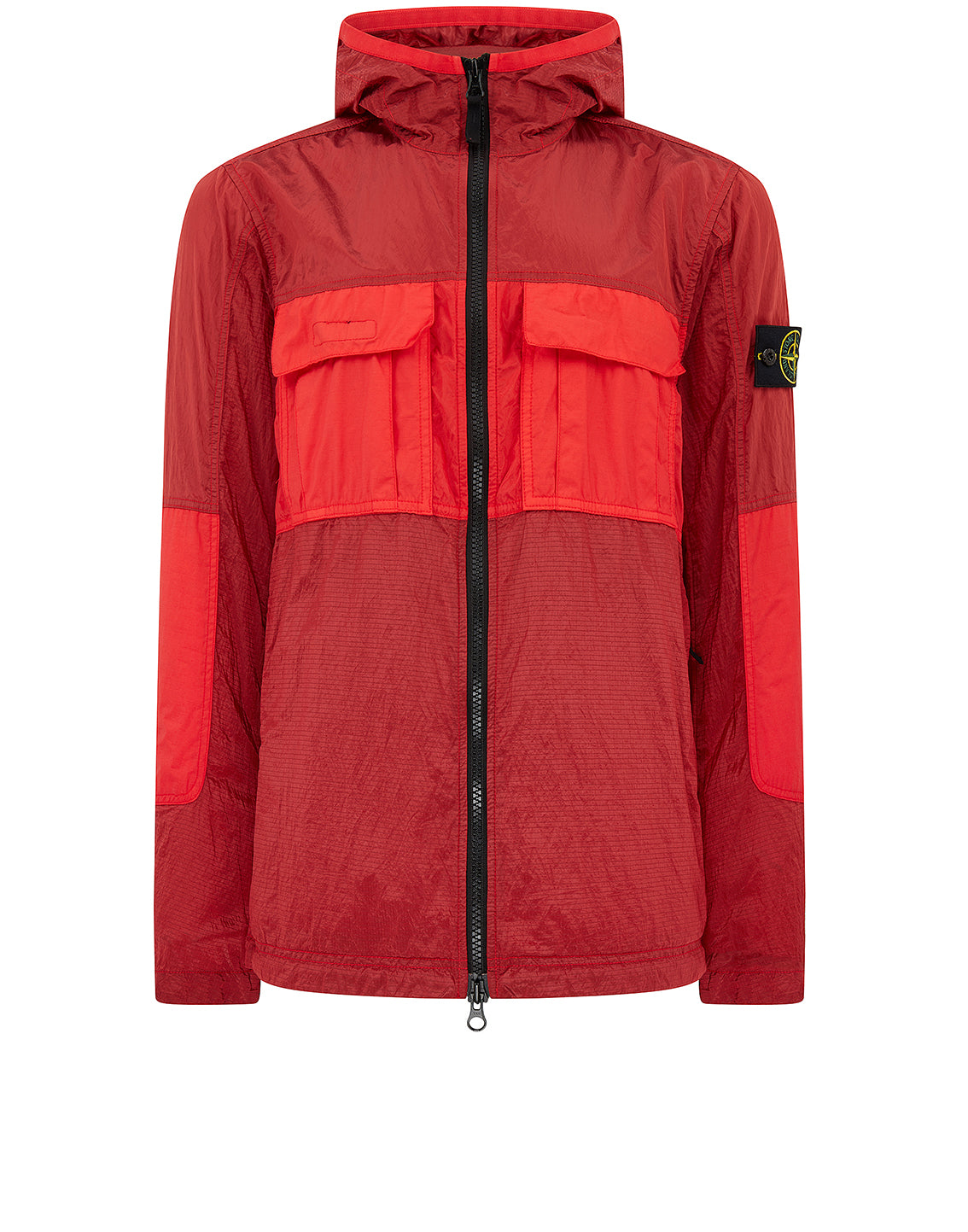 43632 NYLON METAL WATRO RIPSTOP Jacket in Coral