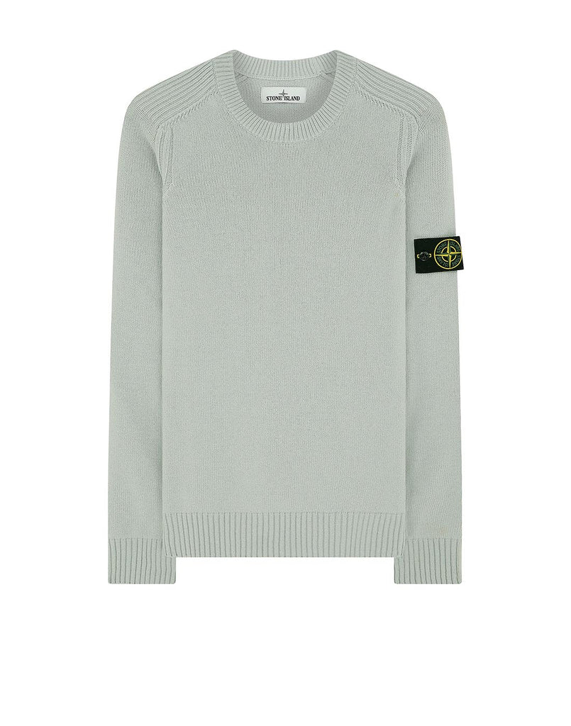 552A3 Crew Neck Knit in Ice