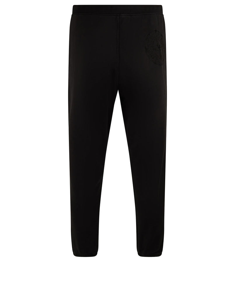 60451 Fleece Trousers in Black