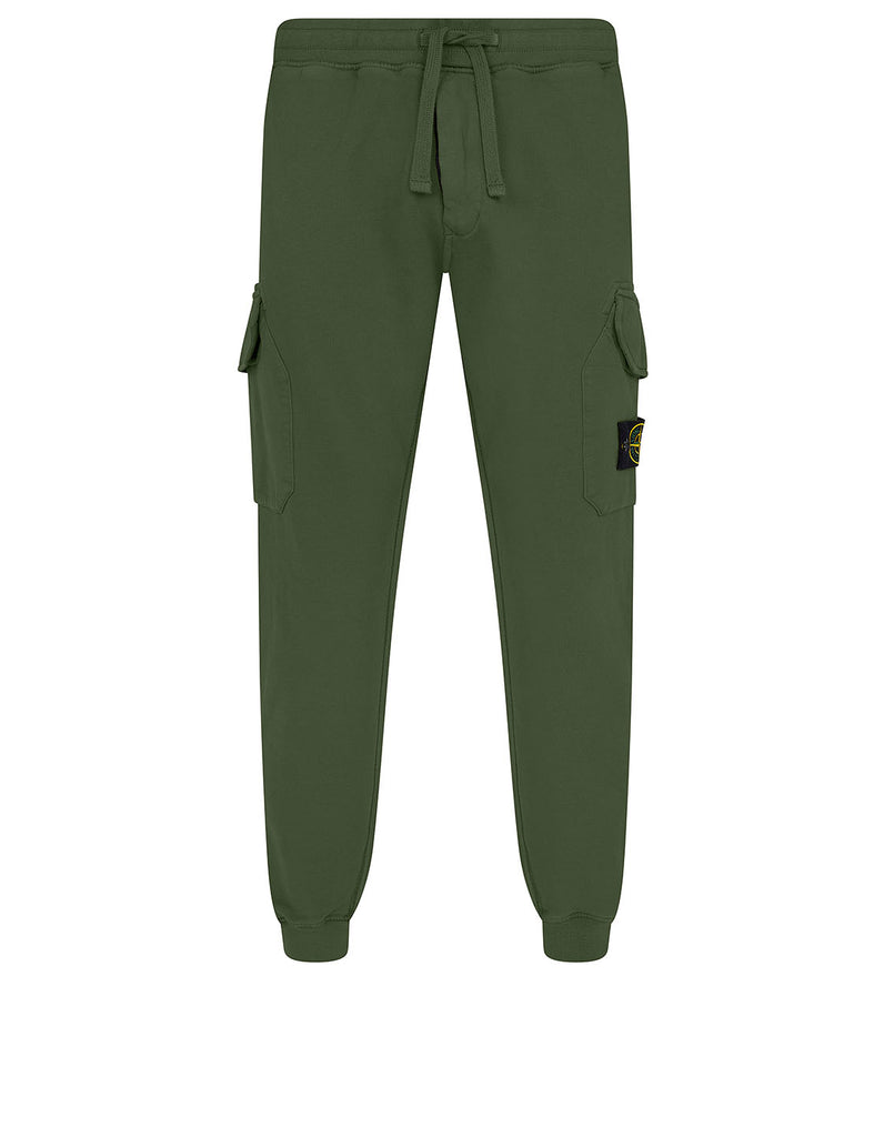 63220 Fleece Pants in Dark Forest