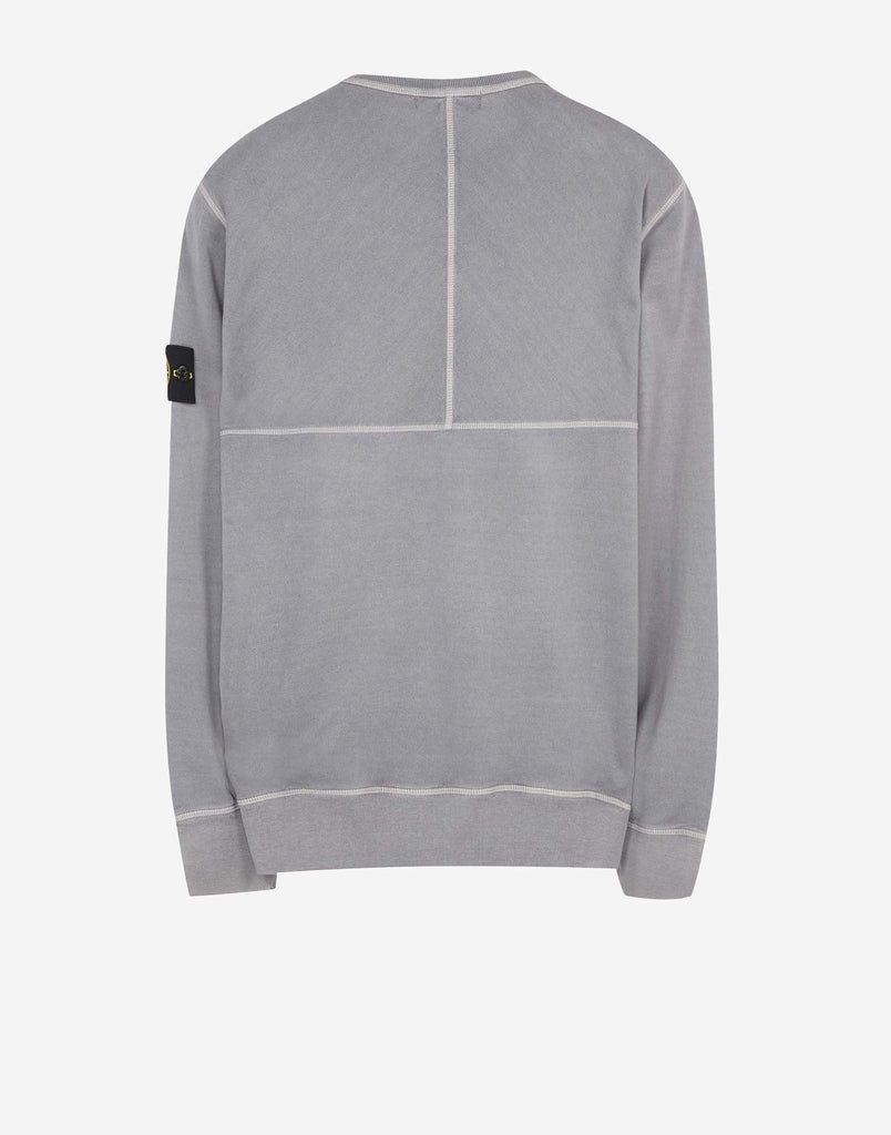 62643 Crewneck Mako Sweatshirt in Light Grey