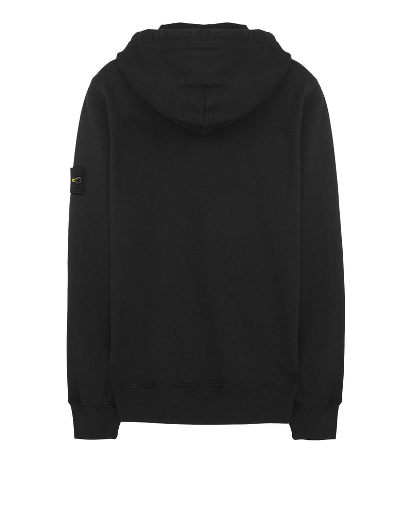 64960 Hooded Sweatshirt in Black