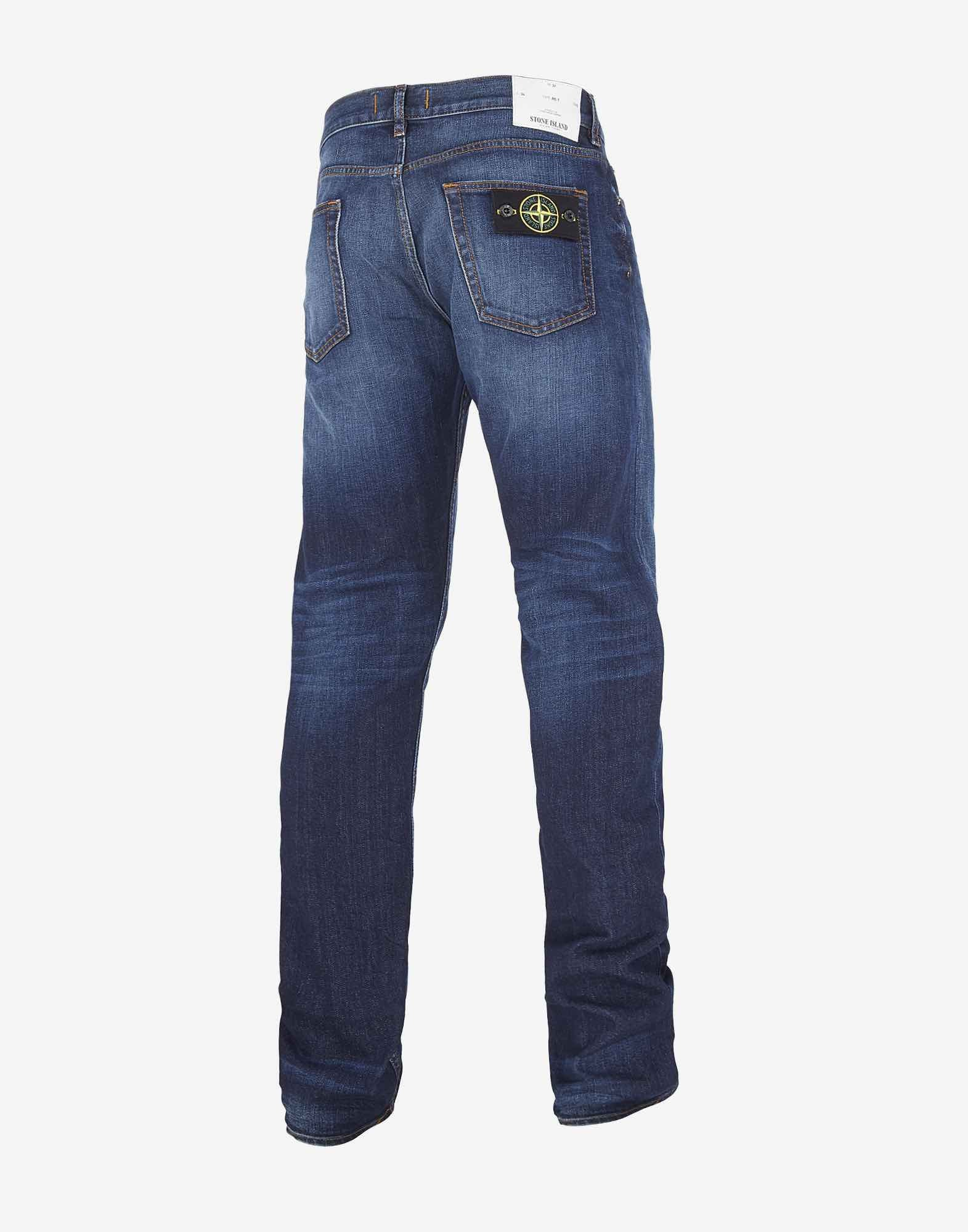 J4BGA RE_REAL Jeans in Indigo