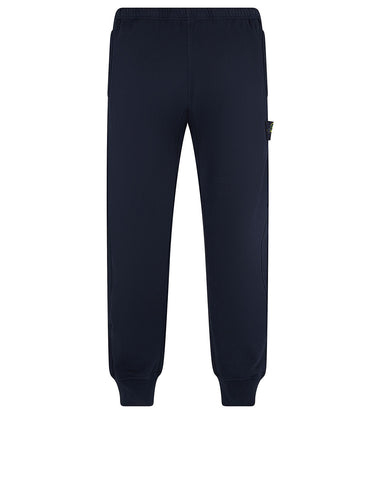 64850 Fleece Trousers in Navy Blue