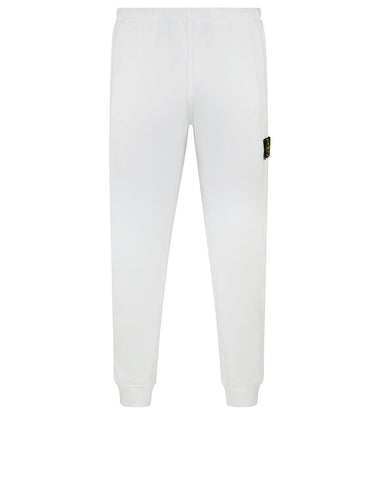 64850 Fleece Trousers in White