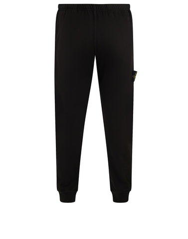 64850 Fleece Trousers in Black