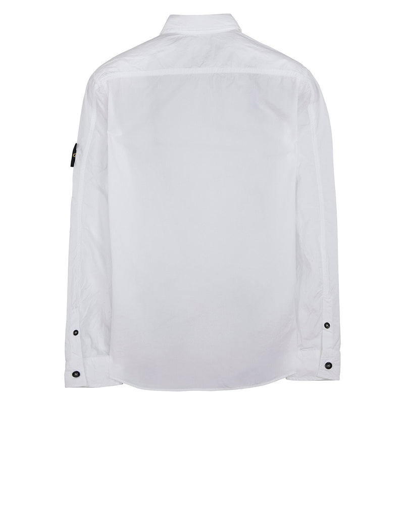 11601 Long Sleeve Shirt in White