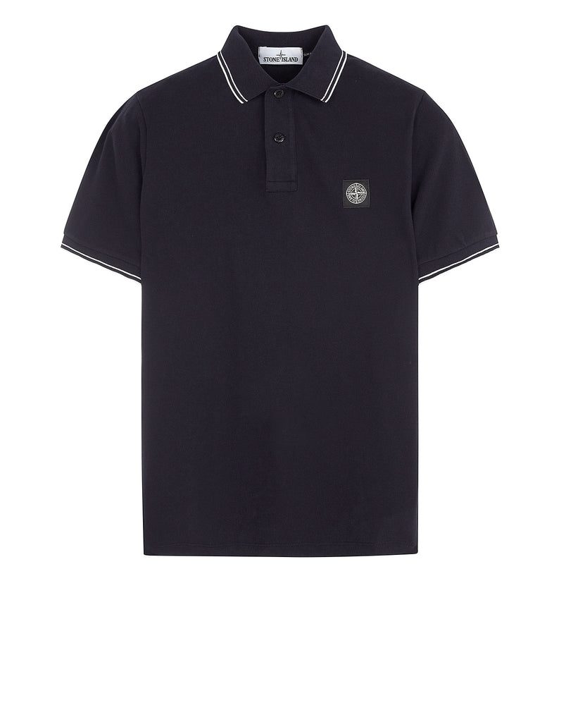 22S18 Polo Shirt in Navy