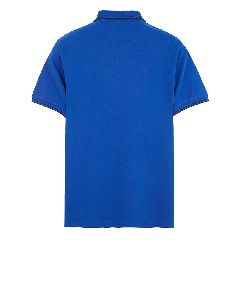 22S18 Polo Shirt in Blue