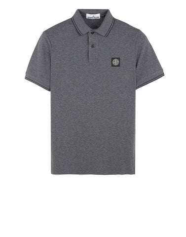22S18 Polo Shirt in Grey