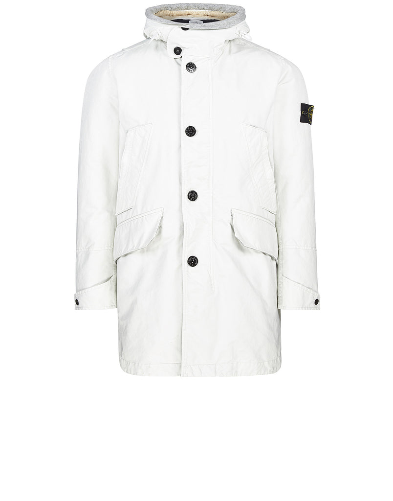 44549 DAVID-TC Jacket in White