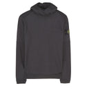 619J3 STONE ISLAND HOUSE CHECK Hooded Sweatshirt in Grey