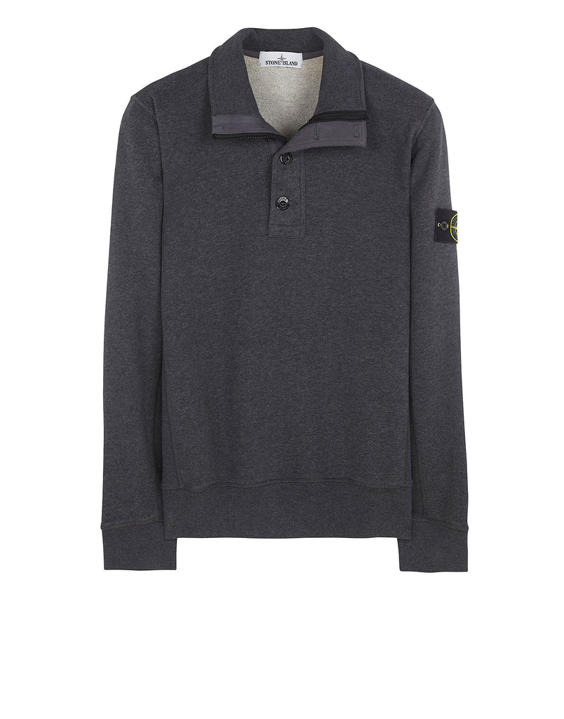 65020 Zip Sweatshirt in Grey