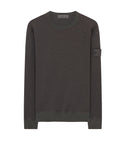 654F5 Crewneck Sweatshirt in Smoky Grey