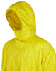 70124 GARMENT DYED QUILTED MICRO YARN Jacket in Yellow