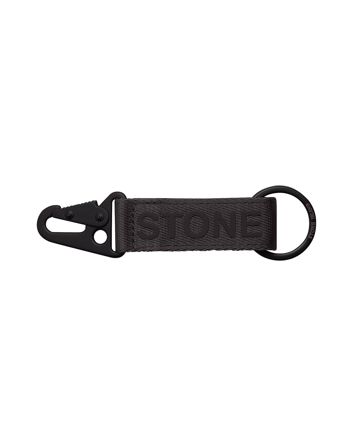 95064 Keyring in Black