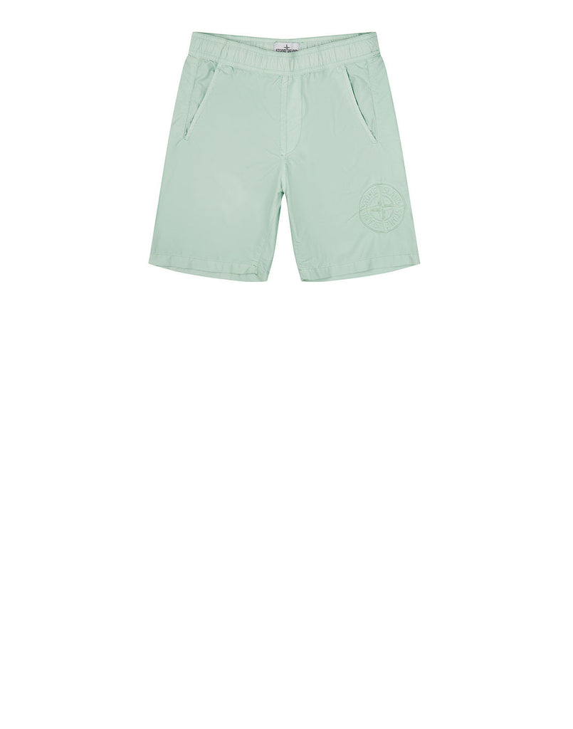 B0414 Swim Shorts in Green