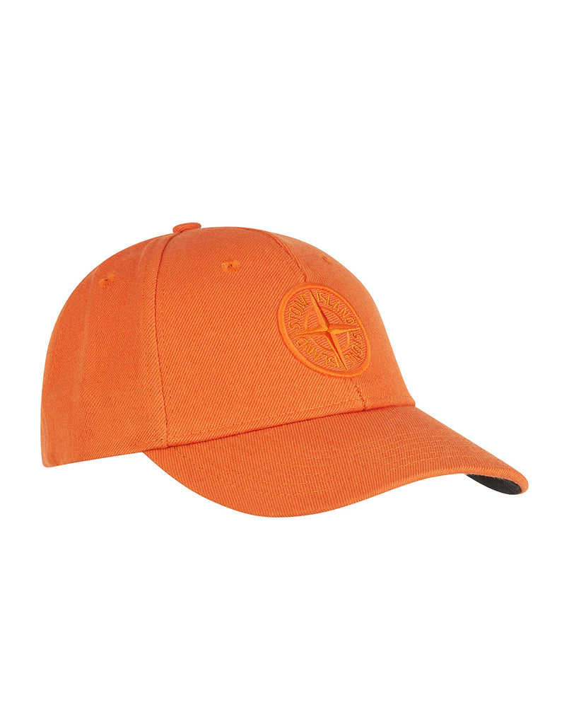 99175 Cap in Orange
