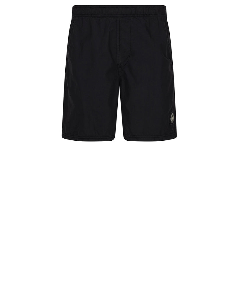B0946 Swimming Shorts in Black
