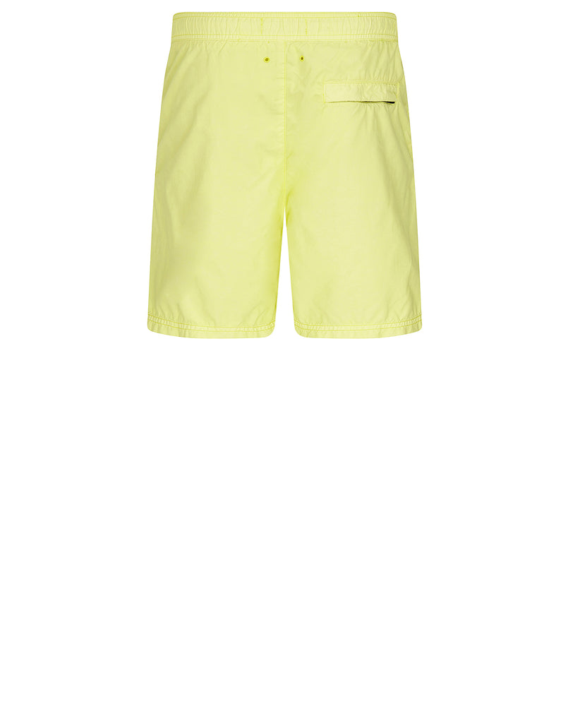 B0946 Swimming Short in Lemon