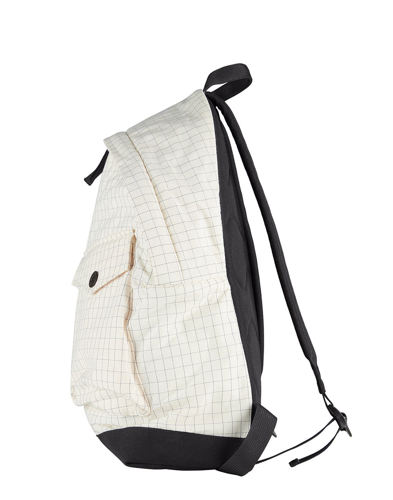 91398 REFLECTIVE RIPSTOP CHINÉ Rucksack in Butter