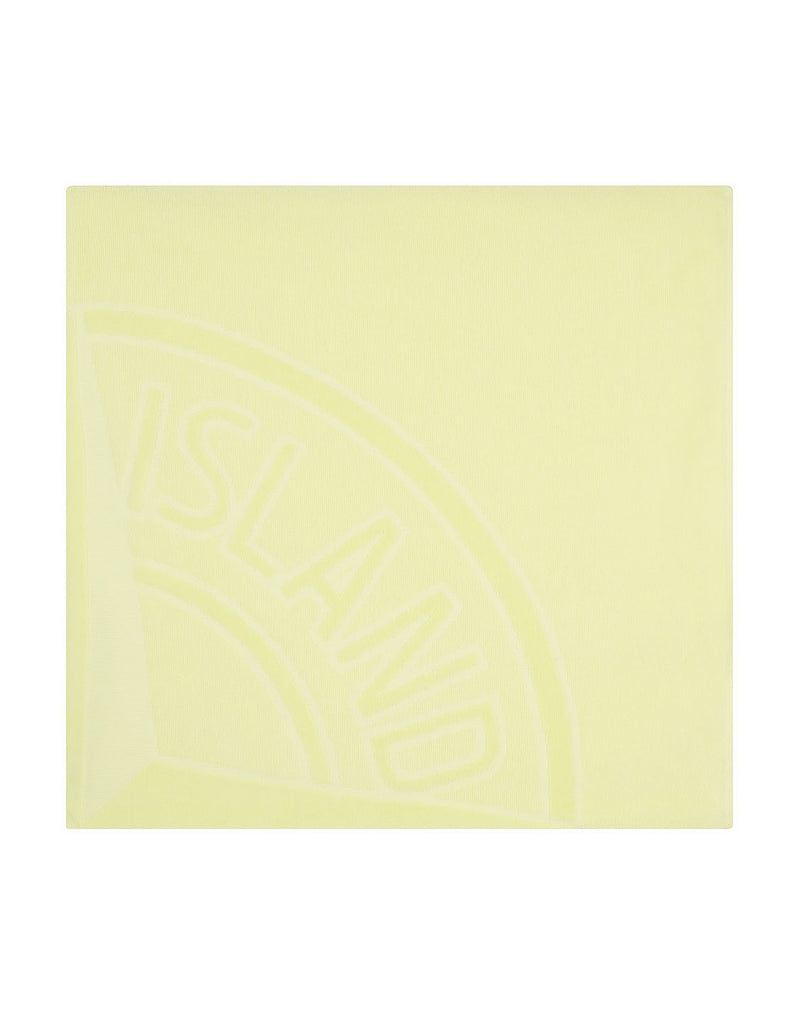 93177 Beach Towel in Lemon