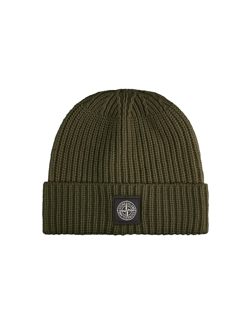 N10B5 Beanie in Dark Forest