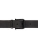 94772 Leather belt in Black