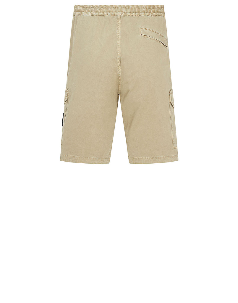 L0804 Bermuda Shorts in Bark
