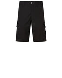 L0403 Bermuda Shorts in Black