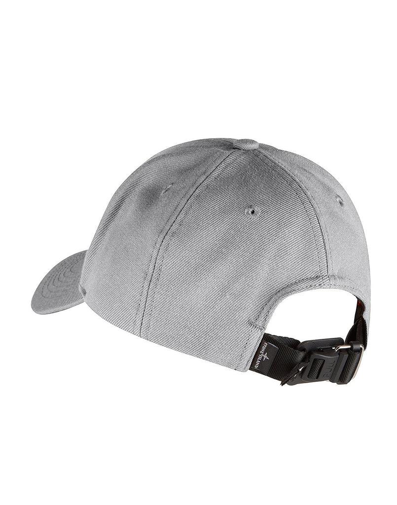 99175 Six-panel cap in Dust