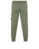 64551 Fleece Pants in Olive