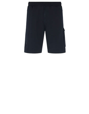 650F3 GHOST PIECE Shorts in Navy Blue