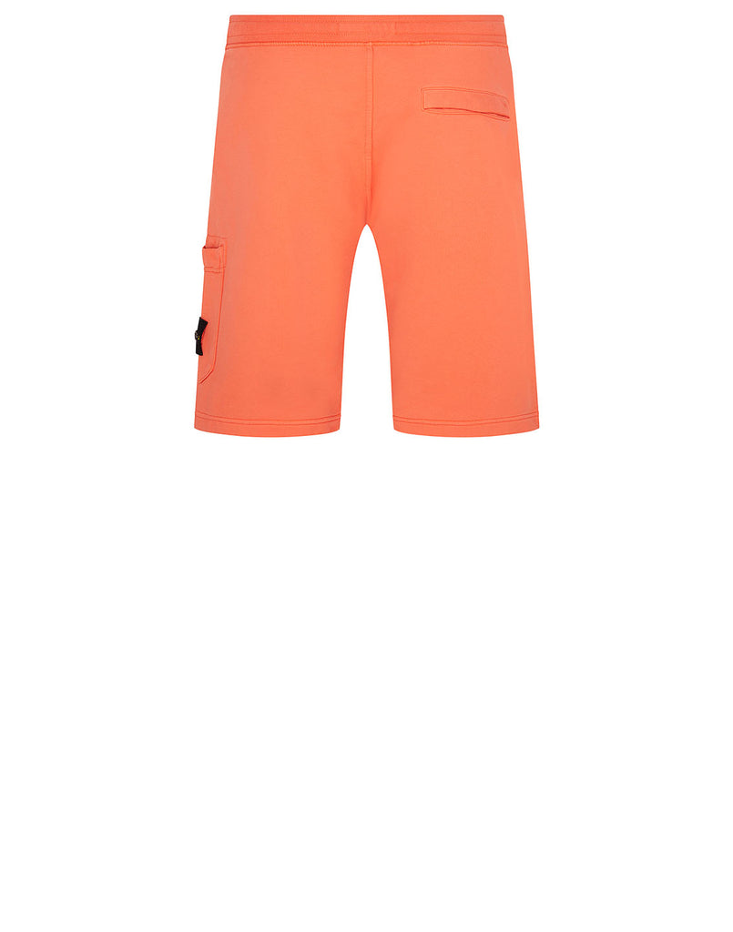 64651 Bermuda Shorts in Orange Red