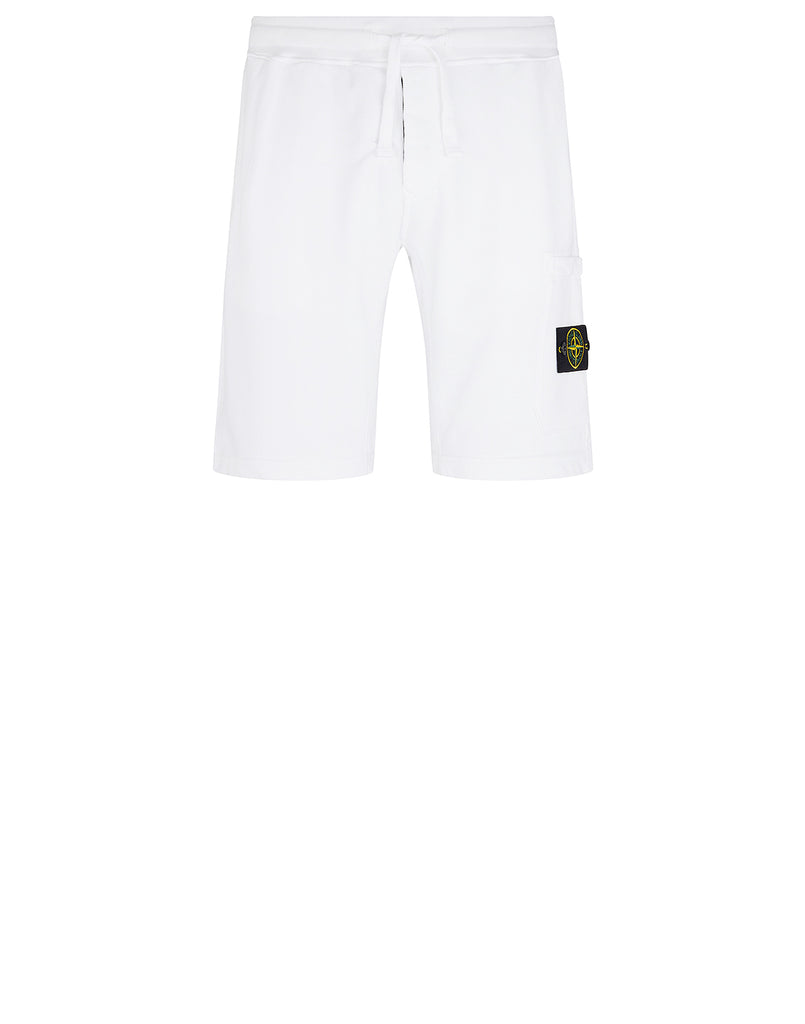 64651 Bermuda Shorts in White